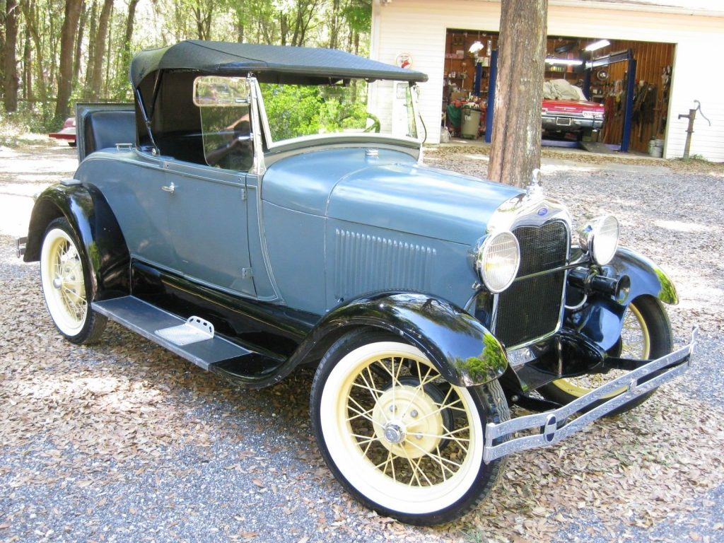 GREAT 1929 Ford Model A