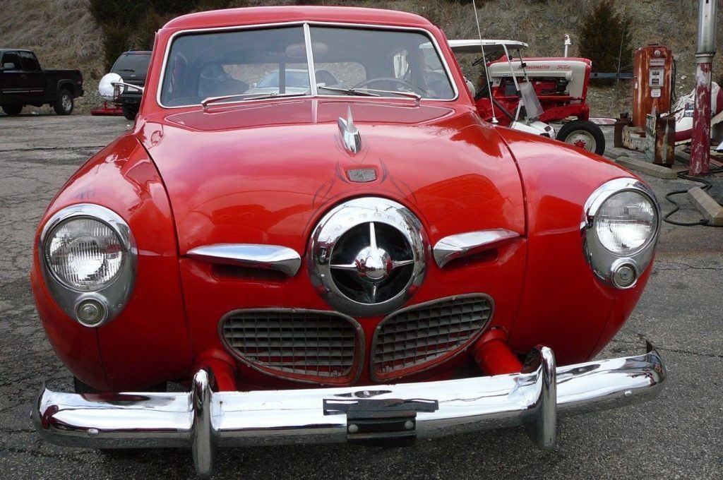 GREAT 1950 Studebaker 2R10