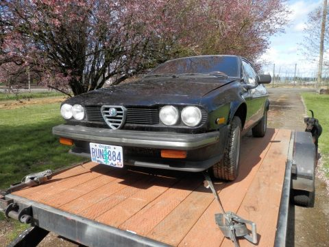 GREAT 1977 Alfa Romeo GTV for sale