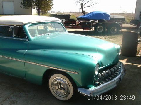 1951 Mercury custom for sale