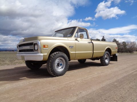 GREAT 1970 Chevrolet C 10 for sale