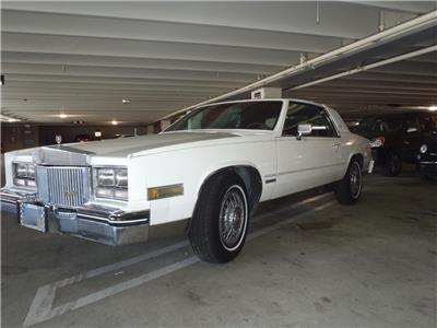 GREAT 1983 Cadillac Eldorado Touring
