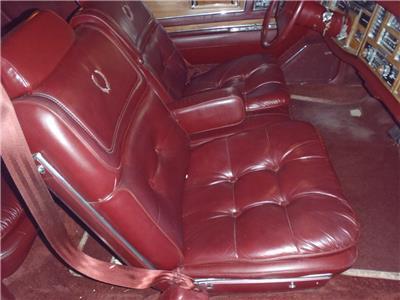 GREAT 1983 Cadillac Eldorado Touring