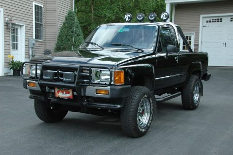 RARE 1986 Toyota Hilux Tacoma 4X4 Pickup for sale