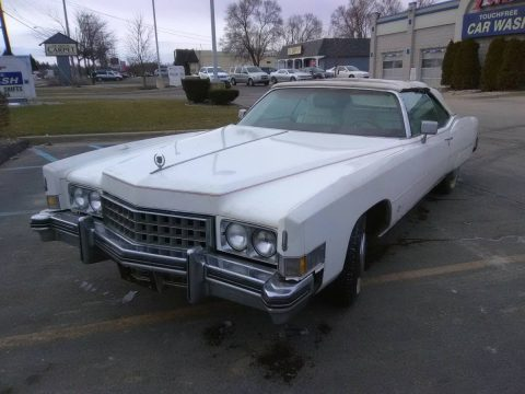 VERY NICE 1973 Cadillac Eldorado for sale