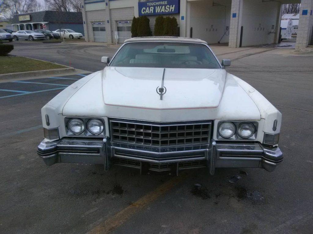 VERY NICE 1973 Cadillac Eldorado