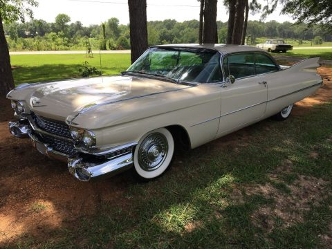 GREAT 1959 Cadillac Deville for sale