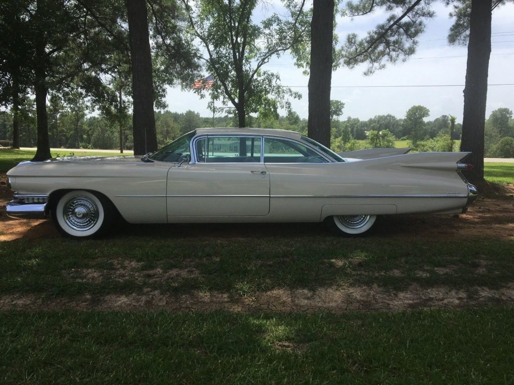 GREAT 1959 Cadillac Deville