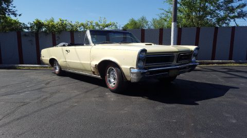 GREAT 1965 Pontiac GTO for sale