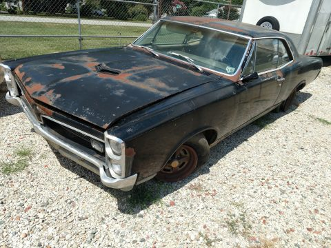 NICE 1967 Pontiac GTO for sale
