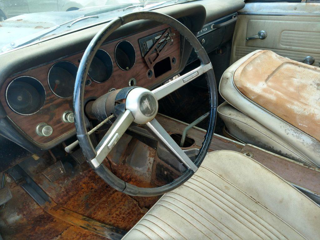 NICE 1967 Pontiac GTO