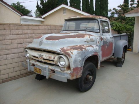 VERY RARE 1956 Ford F 100 for sale