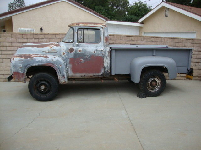 VERY RARE 1956 Ford F 100