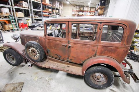 1932 Oldsmobile F32 Barn Find for sale