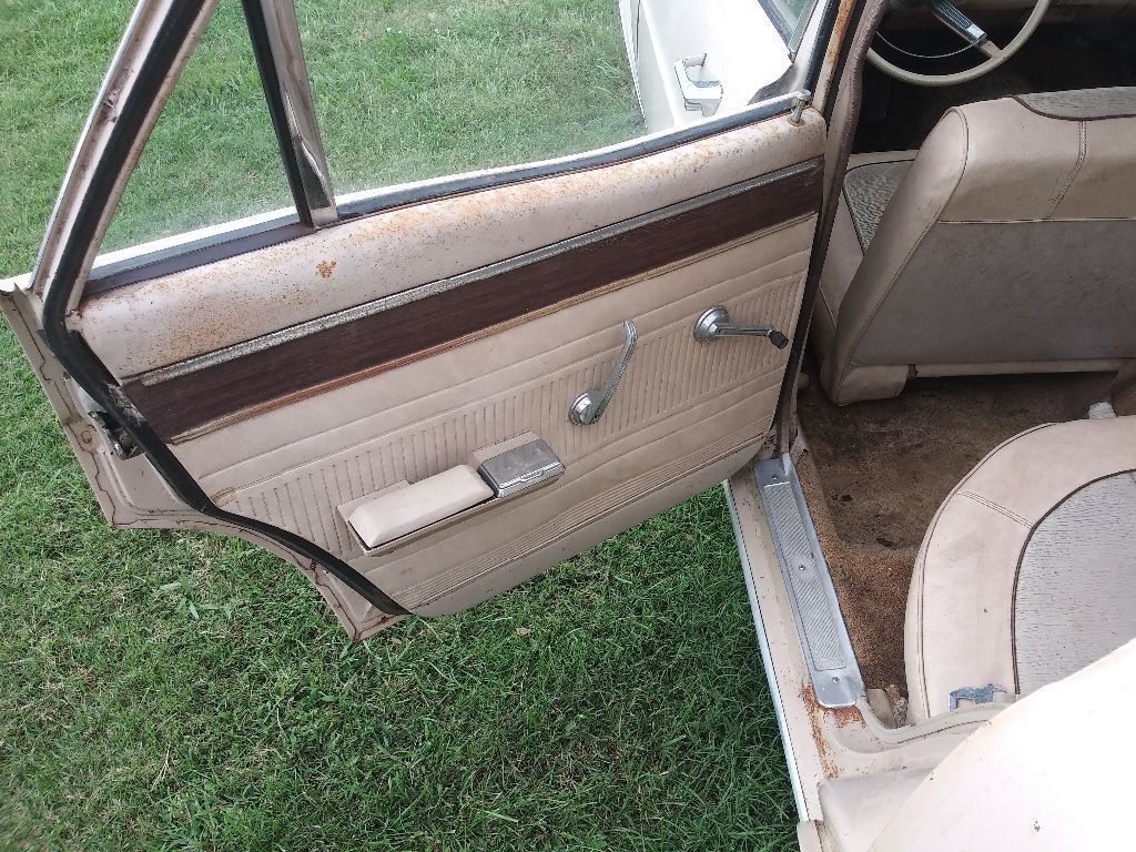 1966 Ford Fairlane 500 289 Standard barn find