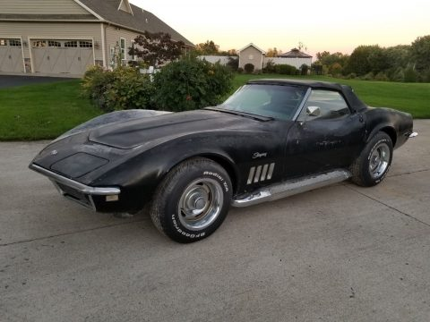 1968 Chevrolet Corvette Barn Find Project for sale