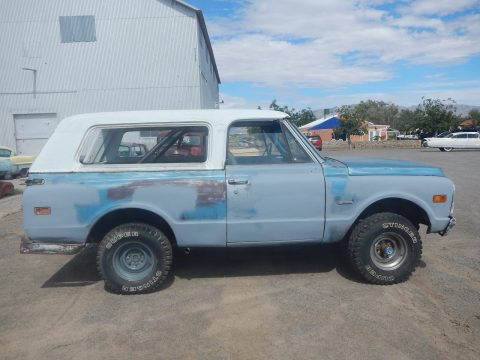 1970 Chevrolet Blazer K5 Barn find for sale