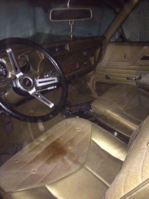 1970 Oldsmobile 442 barn find
