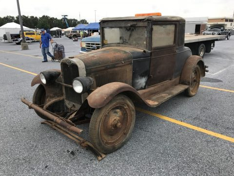 1928 Chevrolet Coupe Barn Find for sale
