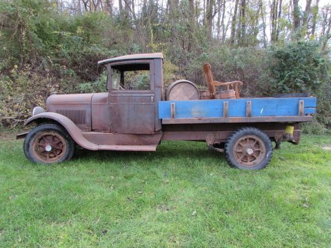 1928 REO Speed Wagon Tonner DC Barn Find for sale