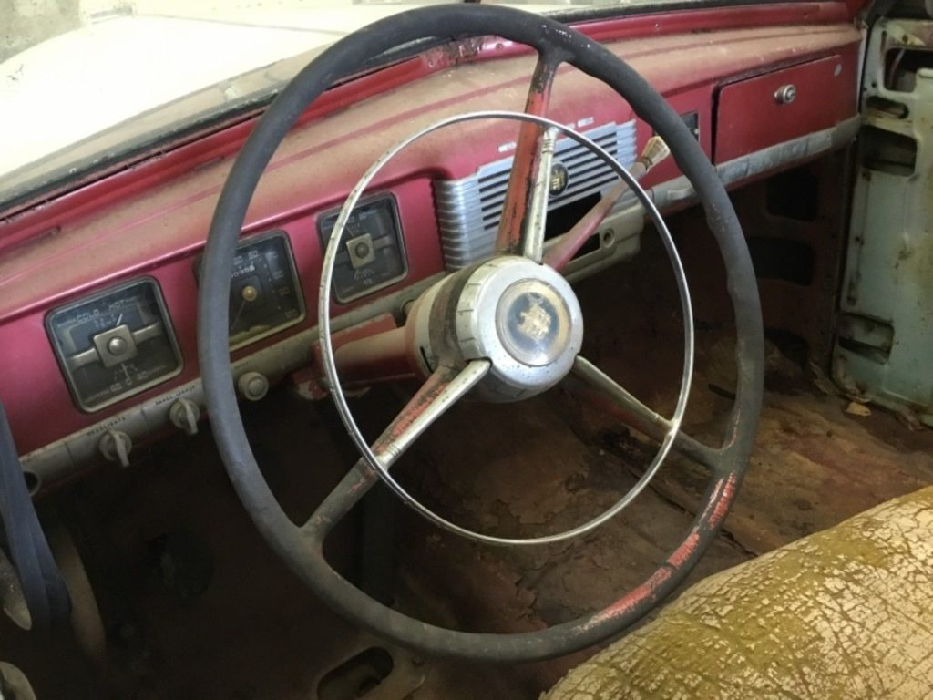 1950 Dodge Wayfarer Convertible Barn Find, 1 of 2903 Built