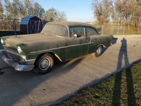 1956 Chevy 150 barn find for sale