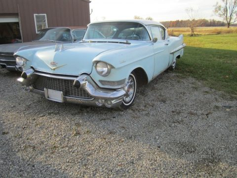 1957 Cadillac Deville 62 series Unrestored Survivor for sale
