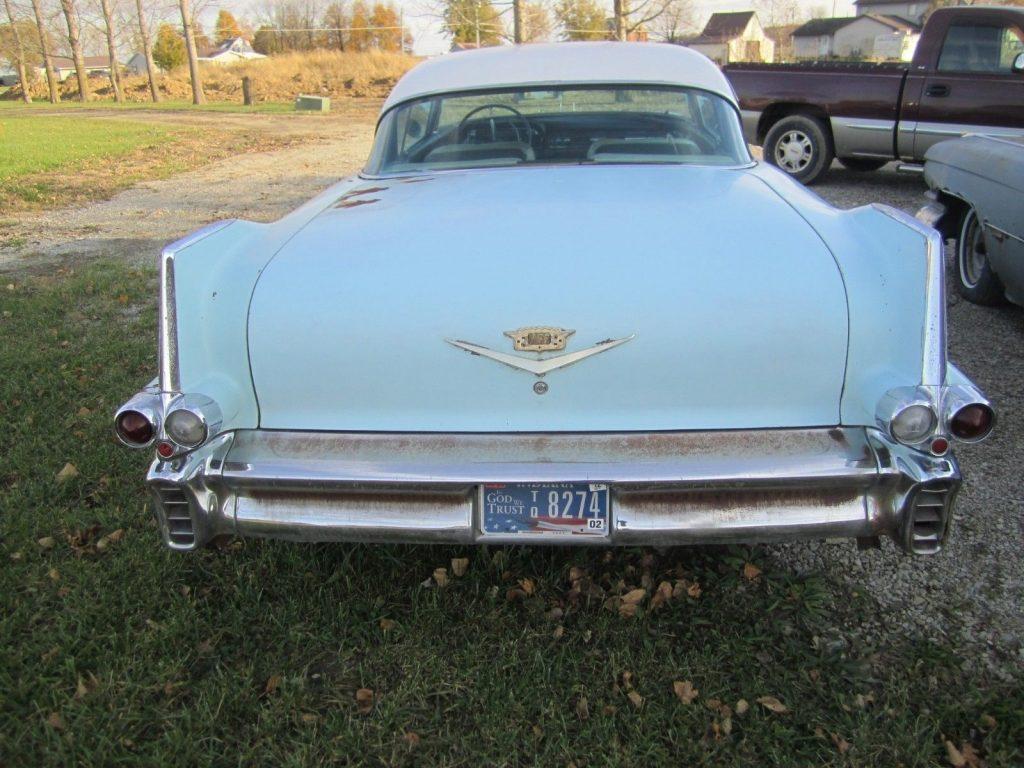 1957 Cadillac Deville 62 series Unrestored Survivor
