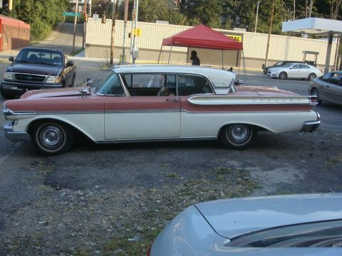 1957 Mercury Turnpike Cruiser 2Dr Barn Find for sale