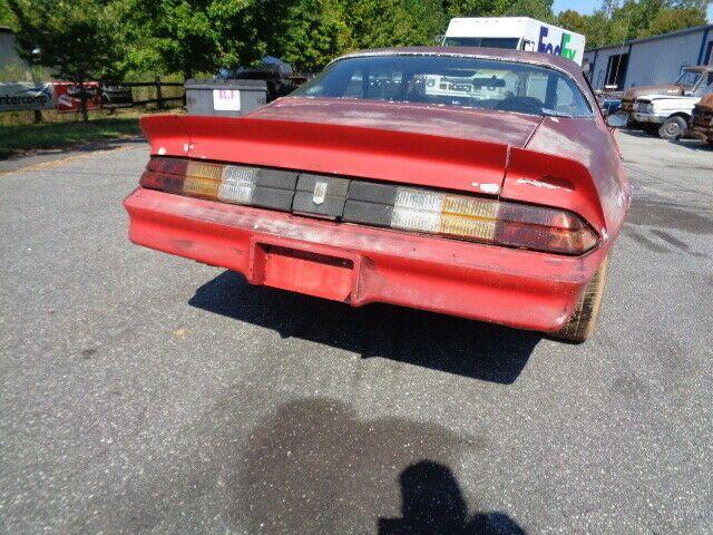 1979 Chevrolet Camaro Z/28 350 Car Barn Find