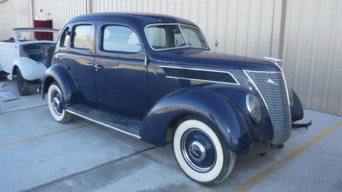 1937 Ford 4 Door Sedan Barn find for sale